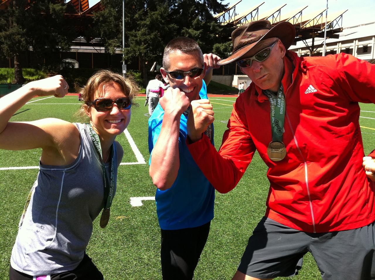 Eugene Marathon 2011