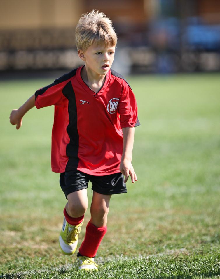 Logan soccer