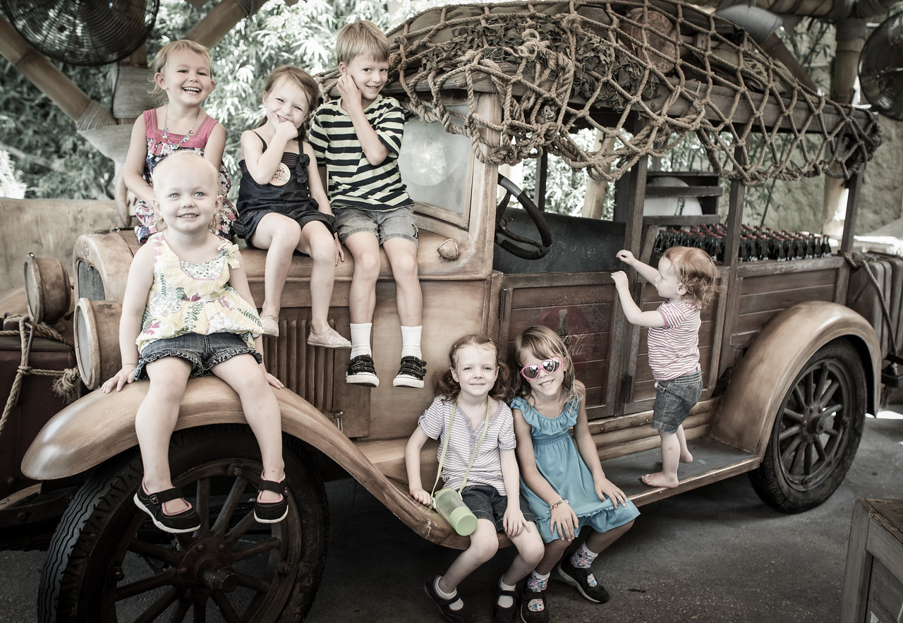 Grands at Epcot Center