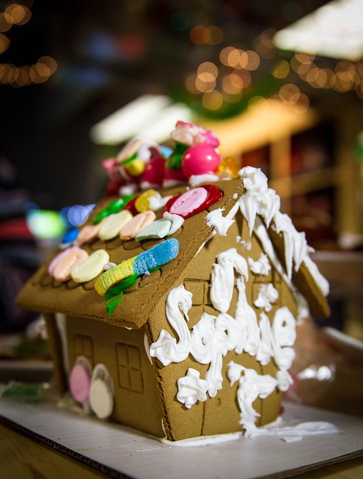 Goingerbread house