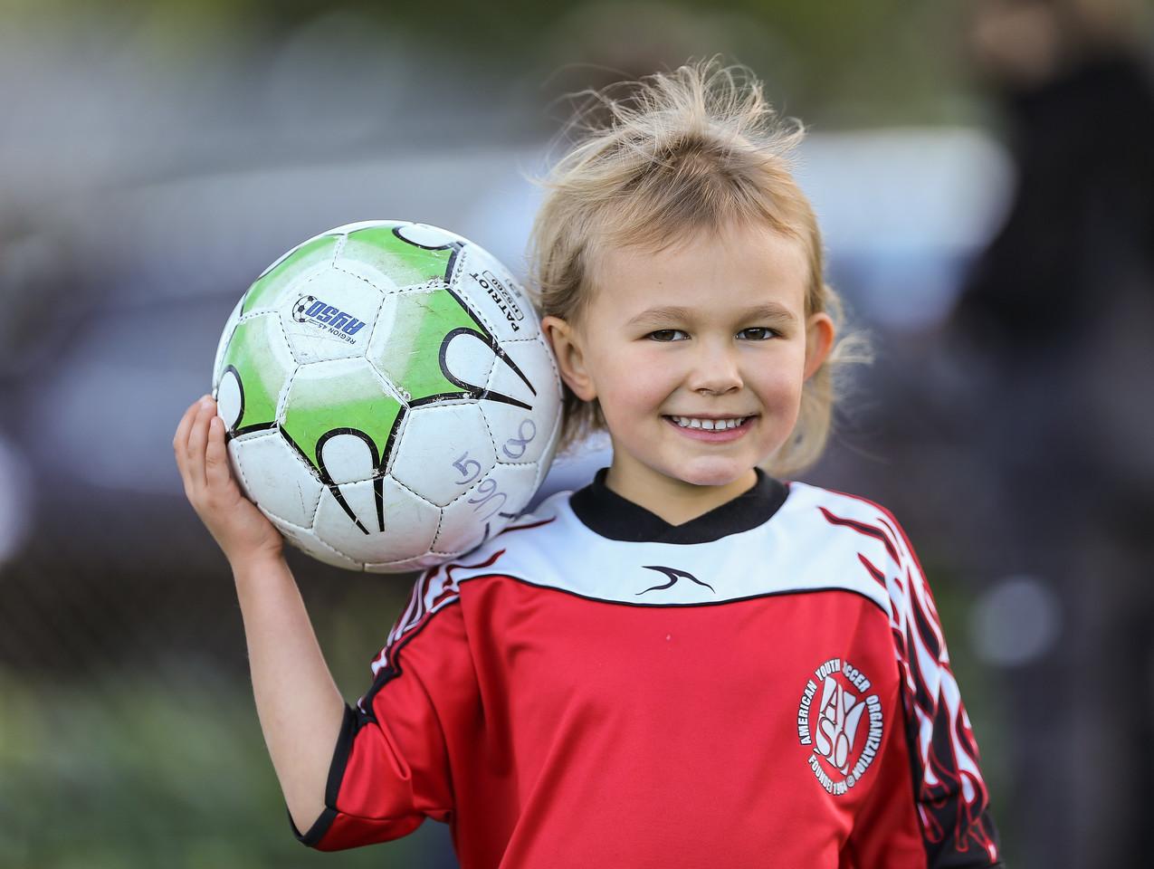 Audrey Soccer
