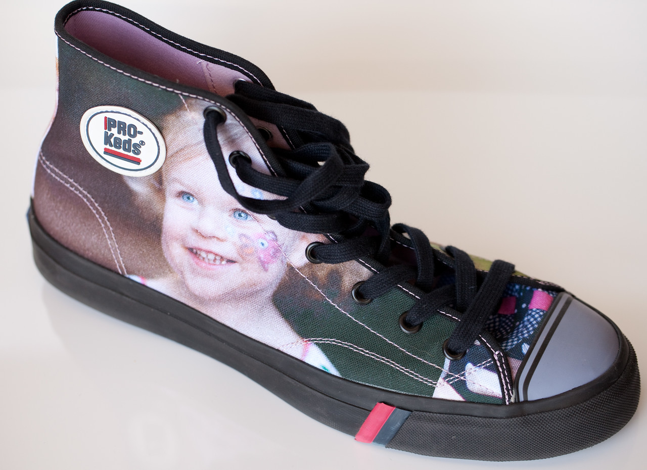 Baldy's new shoes are more fabulous than any you've ever owned!