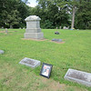 Family burial plots, Pine Hill cemetery, Corbin, KY Section D, Lot 131