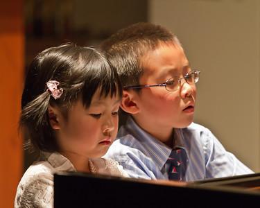 2011 Piano Recital