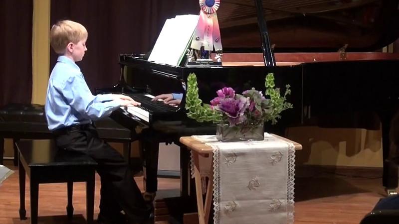May 12th recital, 2014 part 3