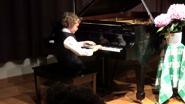 Piano Recital May 24th, 2017-KYLE NUTTLEMAN