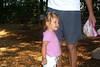 Hazel with daddy