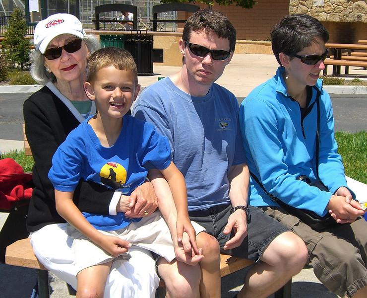 Fern, Tyler, Steve, Elizabeth