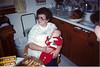 Grandma and Lindsay, Christmas 1993