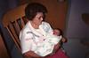 Grandma and Emily, July 1996