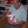 my grandpa irv with yvie