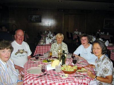 Visit to Lake Tahoe, about2004