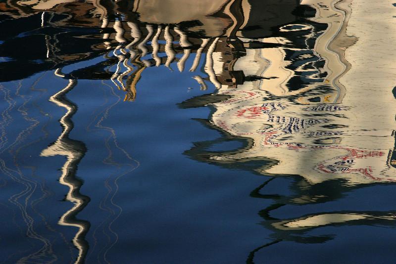 Marina Jack reflections