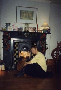 xmas with Fritz