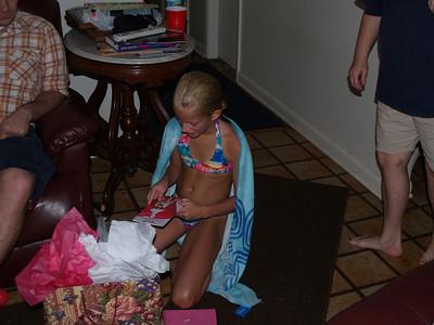 Piper's 10th Birthday 2012