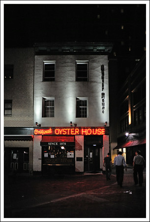 The Original Oyster House, in business since 1870.