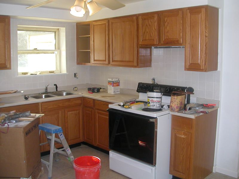 6 Nov 2004  New Kitchen