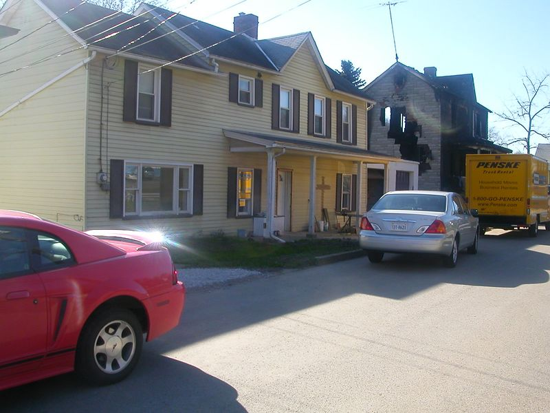 6 Nov 2004 Front of house