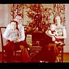 My first Christmas... 51 Wellesley Street, Pittsfield, Massachusetts 1950.