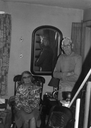 Great Grandma Nana and Great Grandpere