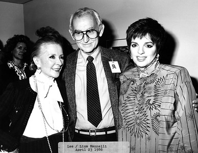 Lee Minelli, Uncle Rex, Liza Minelli