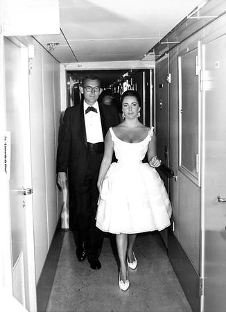 Uncle Rex & Elizabeth Taylor