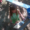 Amelia lending a hand
