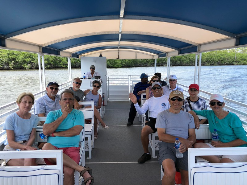 Loxahatchee River Boat Tour and a visit to Trapper Nelson's restored 1930 camp
