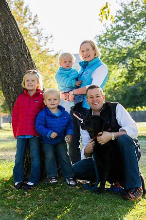 Placzek Family - 2013