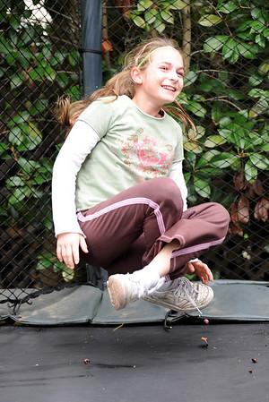 Lexie Trampoline 2008-11-08