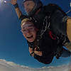 Lexie's first sky dive