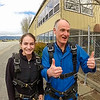 Bob's first skydive