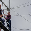 Richie Gaona Flying Trapeze School,  March 5, 2017.
