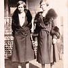 Molly and Milly - Erv's mother's (Bertha Walter's) sisters Amelia and Amalia