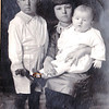 Ervin, Lenora and Norman Polfus