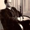 Cousin Franz Sinderman 1949.