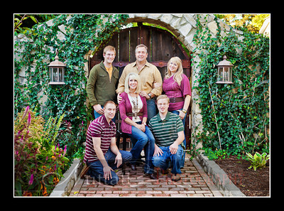 Pollard Family 01
