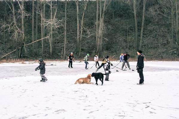 Pond Hockey RBG Olds Family Shoot 01 27 13 (new)