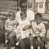1959 Dad with kids gas station copy