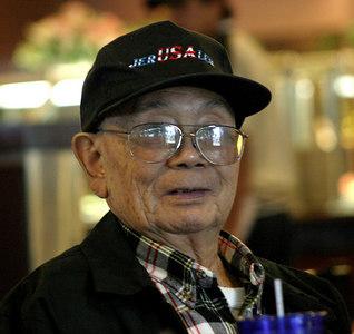 Poppa's 90th Birthday - Womacks