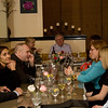 Around the table (visible): Eric, Rob, Ximena, Mike, Judi, Peter, Suzanne, Shannon, and Doug