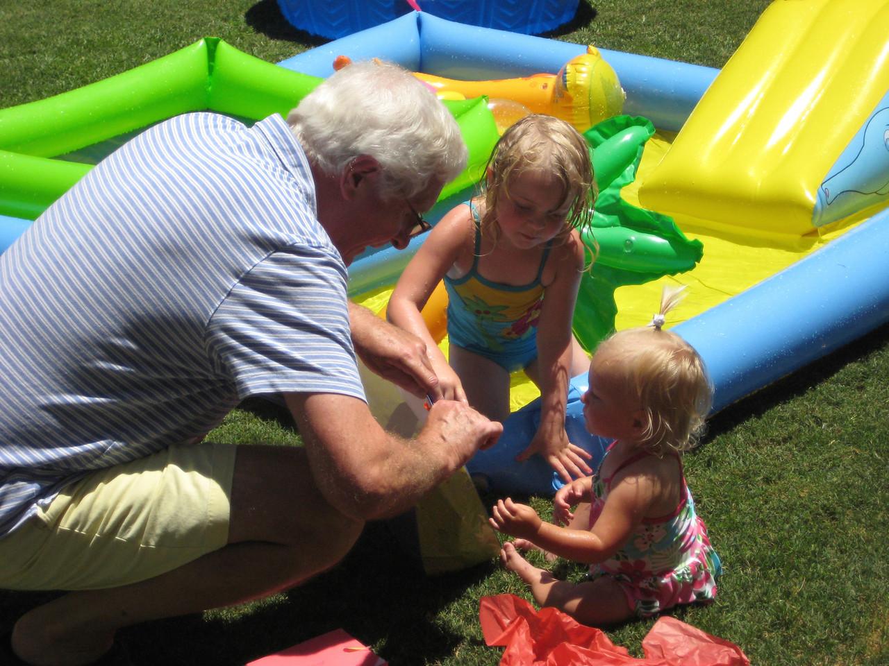 Pops 73rd Birthday