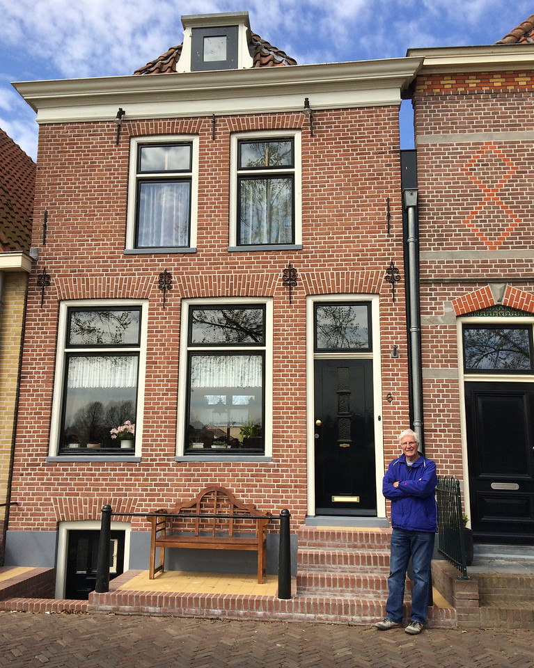 Searching for Pop's birth place in Blokzijl - Version 2