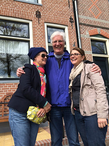 Searching for Pop's birth place in Blokzijl (1)