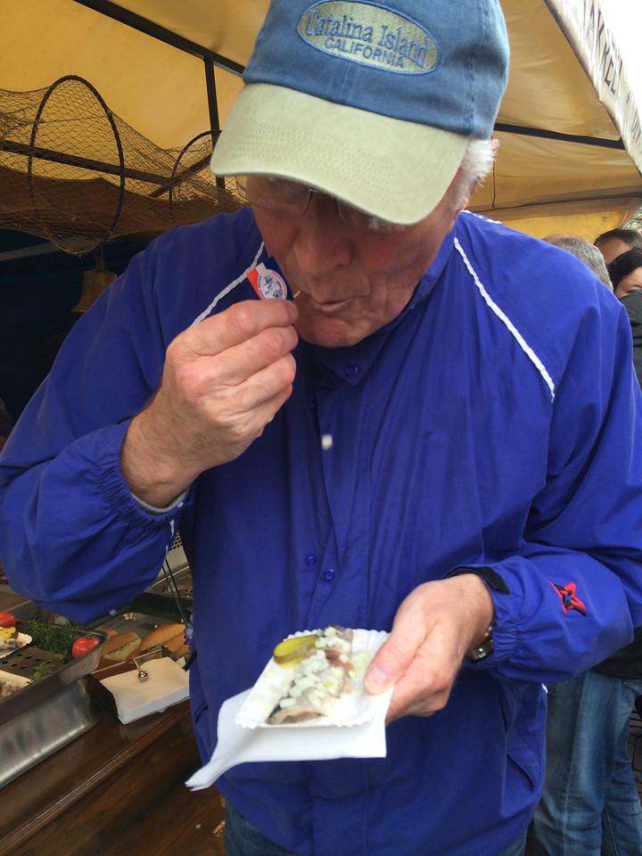 A tastey herring (1)