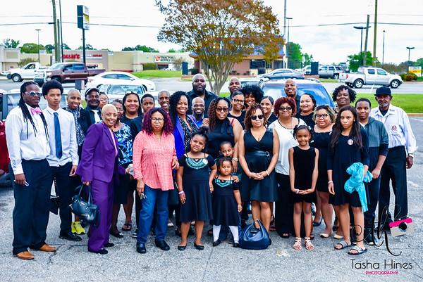 Porch Family North Carolina