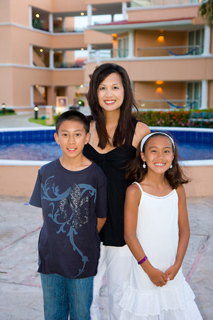 Alex, Ai-Lan and Julia