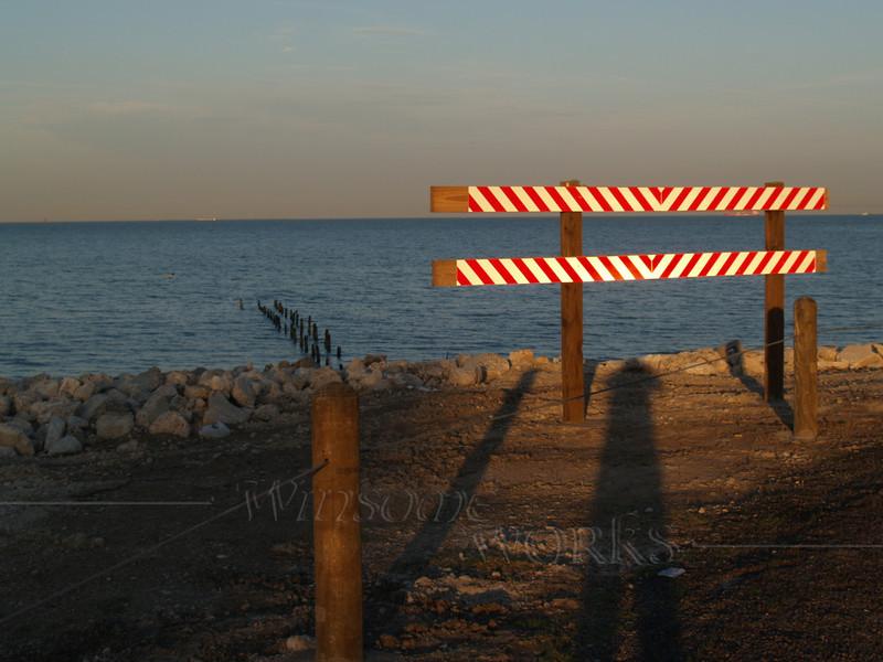 Galveston Bay from Bashore, TX