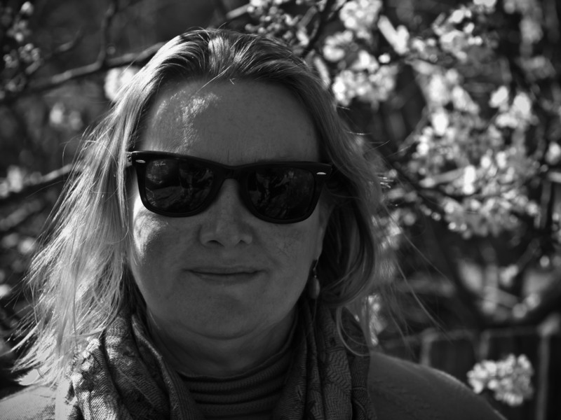 Jane Roderick.   Birthday Girl, 2013