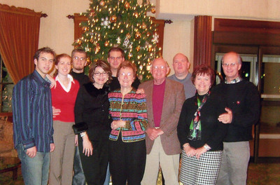 Our Family Reunion--Christmas 2005